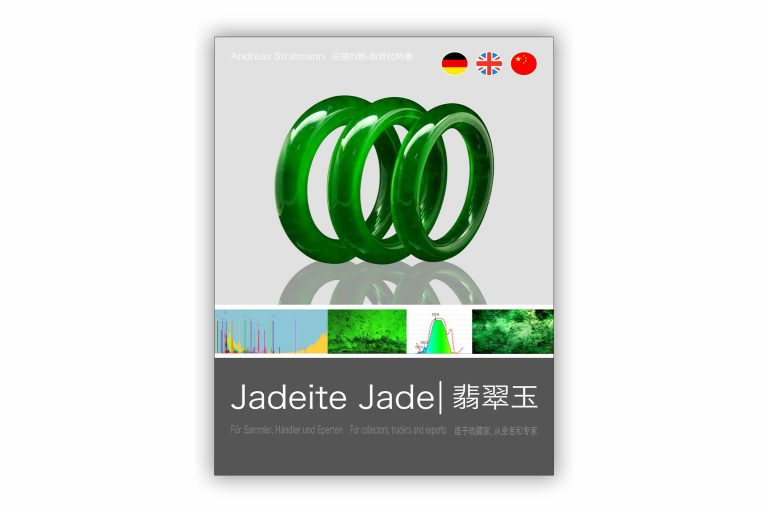 Buch-Cover Jadeit Jade